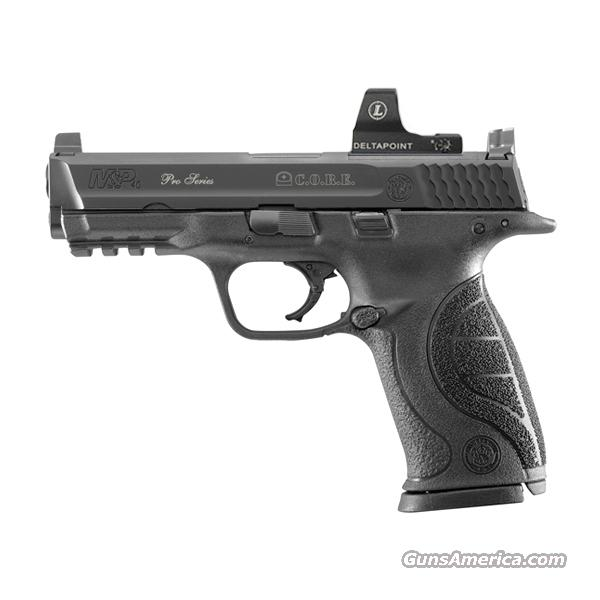 Smith & Wesson M&P Pro Series CORE .40 S&W *NEW*  Guns > Pistols > Smith & Wesson Pistols - Autos > Polymer Frame