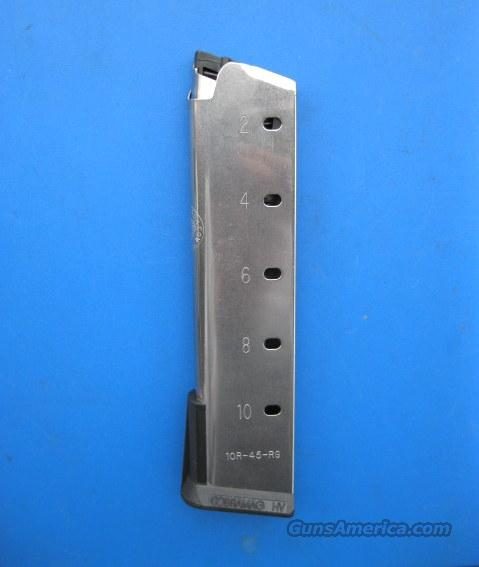 Tripp Research Cobra MAG .45 acp 10 round 1911 Stainless MAG *NEW*  Non-Guns > Magazines & Clips > Pistol Magazines > 1911
