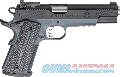 Springfield TRP Operator .45 acp Tactical Rail Grey 1911 Night Sights PC9105GL18  *NEW*   Guns > Pistols > Springfield Armory Pistols > 1911 Type