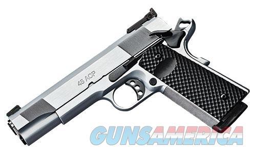 """Les Baer Custom Hemi 572 Chrome .45 acp 1911 5"""" *NEW* HEMI572  Guns > Pistols > Les Baer Pistols"""