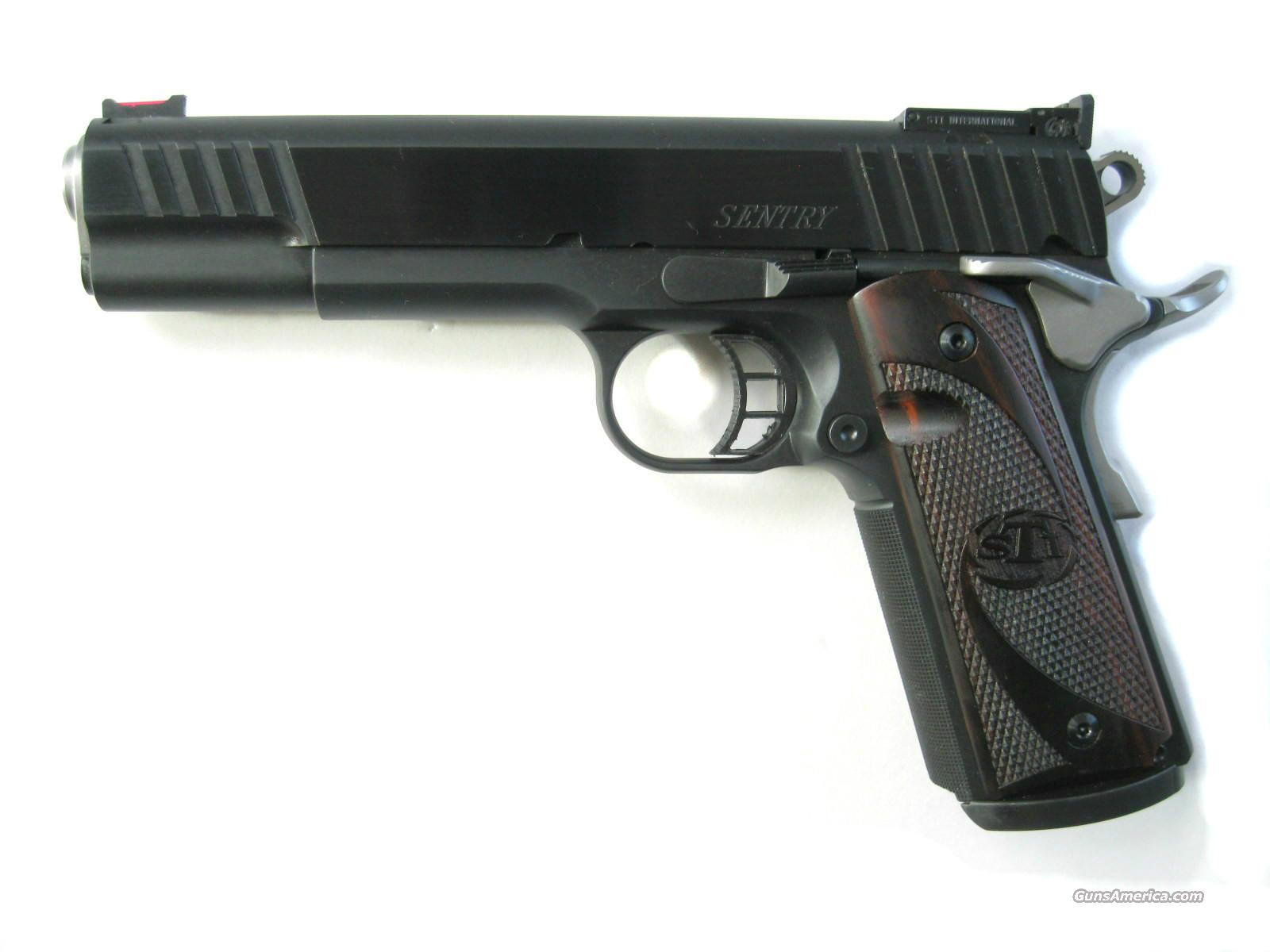 STI Sentry 40 S&W DFO Custom 1911 *NEW*  Guns > Pistols > STI Pistols