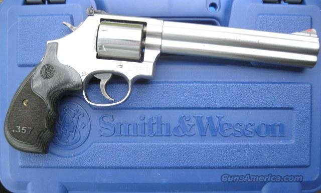Smith & Wesson 686 3-5-7 Magnum Series LIMITED Edition Talo 150855*NEW*  Guns > Pistols > Smith & Wesson Revolvers > Full Frame Revolver