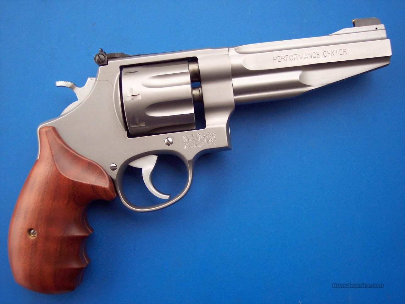 Smith & Wesson 627 Performance Center 8 shot .357   Guns > Pistols > Smith & Wesson Revolvers > Performance Center
