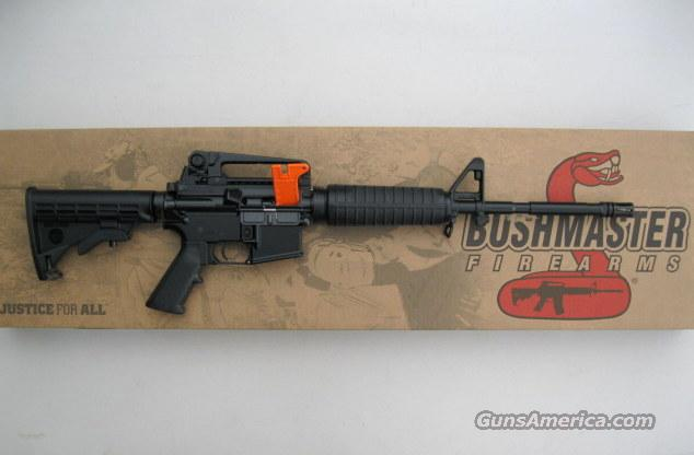Bushmaster XM15 Patrolman's Carbine M4 A3 AR-15 *NEW*  Guns > Rifles > Bushmaster Rifles > Complete Rifles