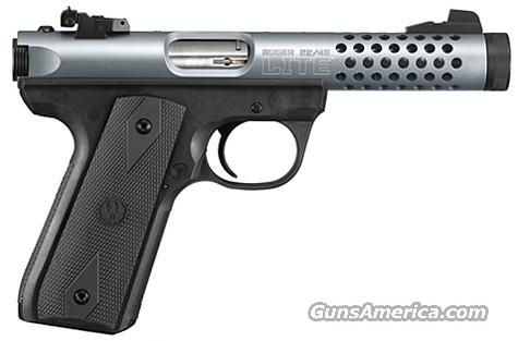 "Ruger 22/45 LITE .22 LR Threaded 4.4"" 3906 Cobalt *NEW*  Guns > Pistols > Ruger Semi-Auto Pistols > Mark I & II Family"