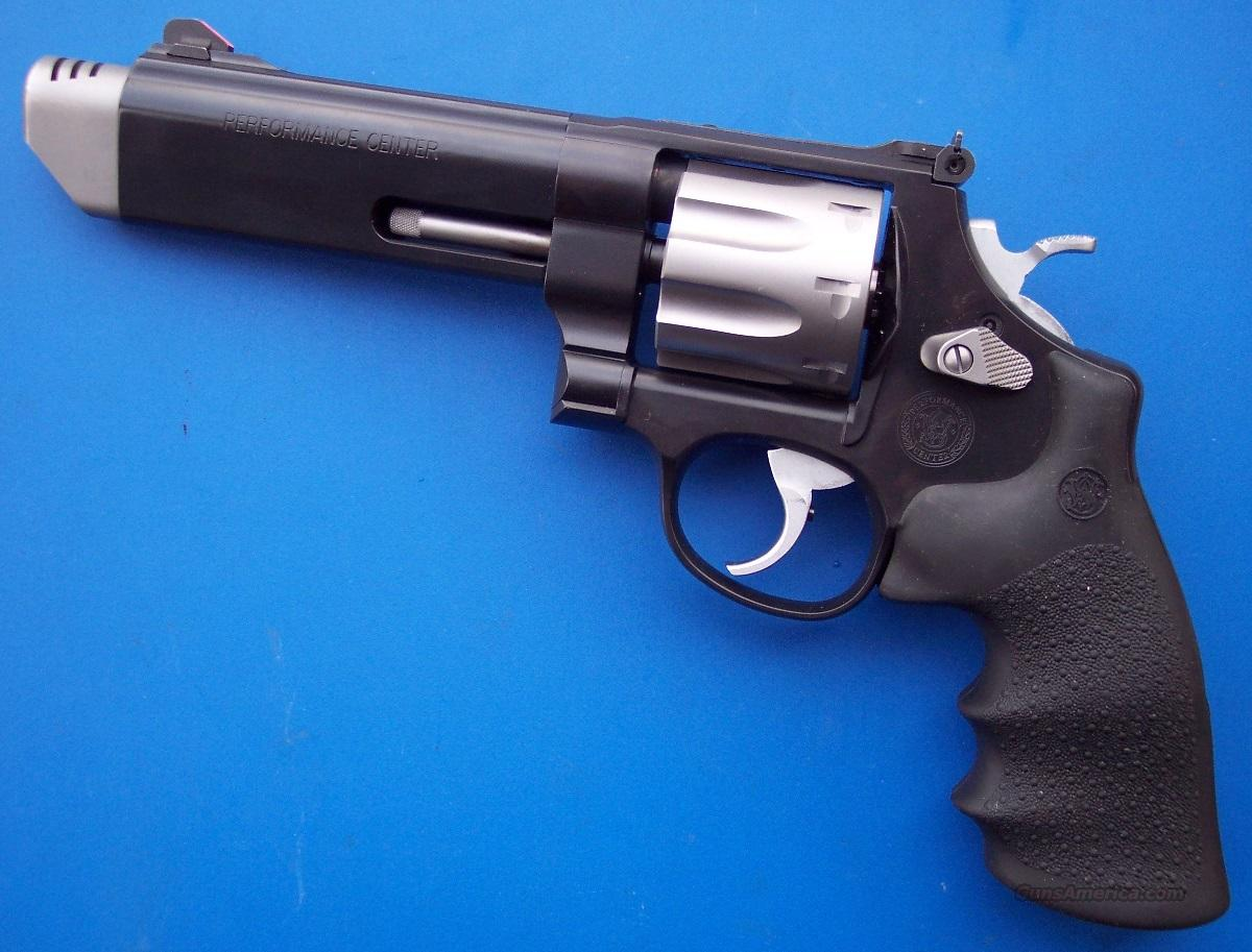 Smith & Wesson Performance Center 627 V-Comp 8 shot *NEW*  Guns > Pistols > Smith & Wesson Revolvers > Performance Center