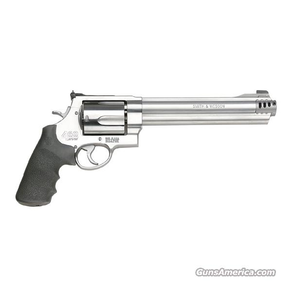 "Smith & Wesson 460 VXR 8 3/8"" *NEW*  Guns > Pistols > Smith & Wesson Revolvers > Full Frame Revolver"