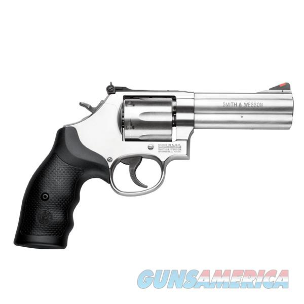 Smith & Wesson 686 .357 Magnum 4 in Stainless 164222 *NEW*  Guns > Pistols > Smith & Wesson Revolvers > Full Frame Revolver