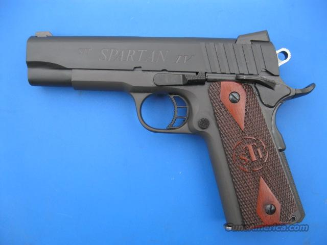 STI Spartan IV 9mm Commander 1911 *NEW*  Guns > Pistols > STI Pistols