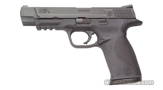 "Smith & Wesson M&P 9L 9mm 5"" 4 mags *NEW*  Guns > Pistols > Smith & Wesson Pistols - Autos > Polymer Frame"