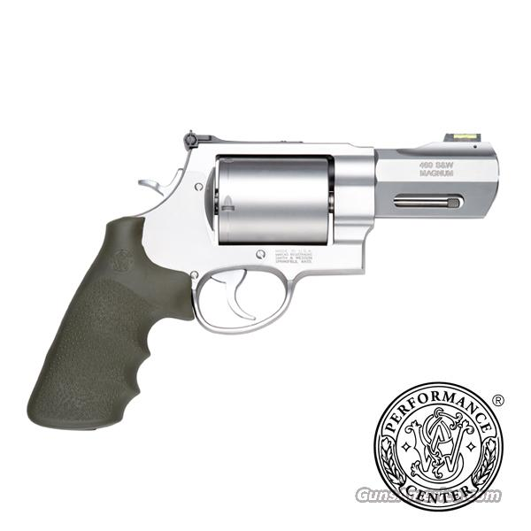 "Smith & Wesson Performance Center 460VXR 3.5"" Stainless *NEW*  Guns > Pistols > Smith & Wesson Revolvers > Performance Center"