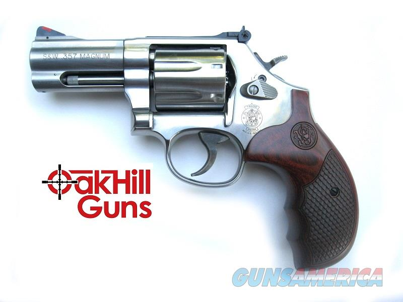 """Smith & Wesson 686 Plus Deluxe 3"""" LIMITED 150713 *NEW*  Guns > Pistols > Smith & Wesson Revolvers > Full Frame Revolver"""