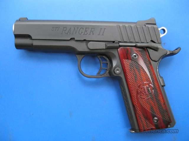 STI Ranger II 9mm 1911 Commander *NEW*  Guns > Pistols > STI Pistols