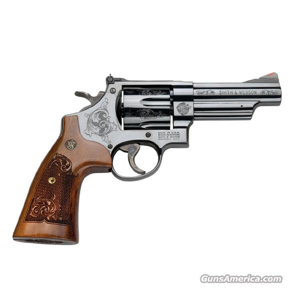 "Smith & Wesson 29 Engraved 44 Mag 4"" Classic NIB $30 Rebate  Guns > Pistols > Smith & Wesson Revolvers > Full Frame Revolver"