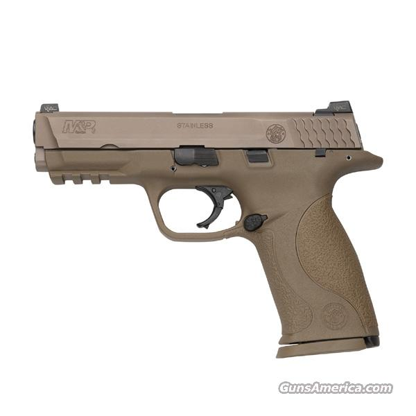Smith & Wesson M&P VTAC 9mm FDE Night Sights *NEW*  17 rd $50 Cash Rebate  Guns > Pistols > Smith & Wesson Pistols - Autos > Polymer Frame