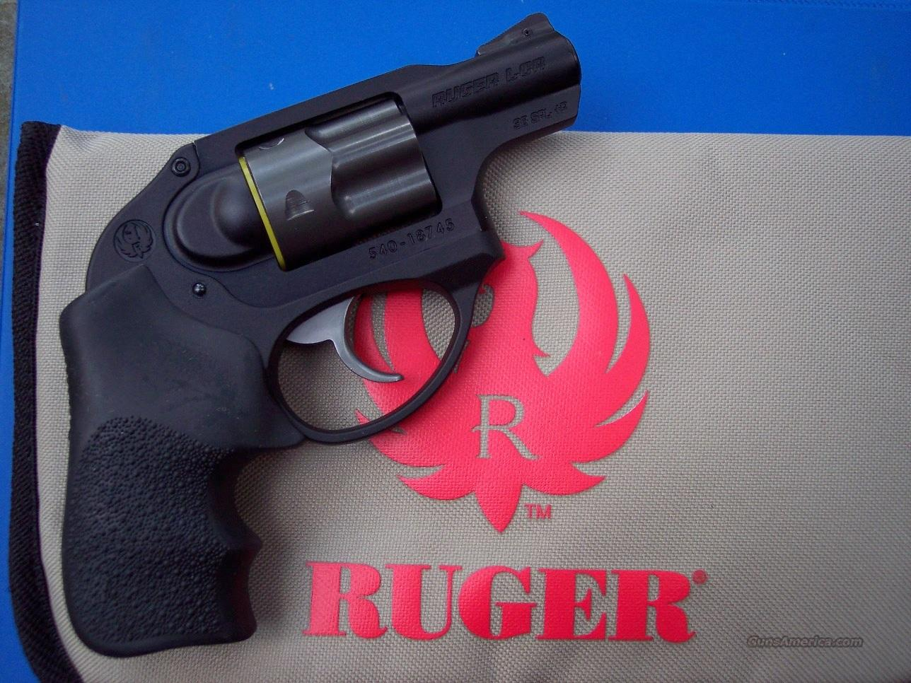 Ruger LCR 357 Magnum *NEW*  Guns > Pistols > Ruger Double Action Revolver > SP101 Type