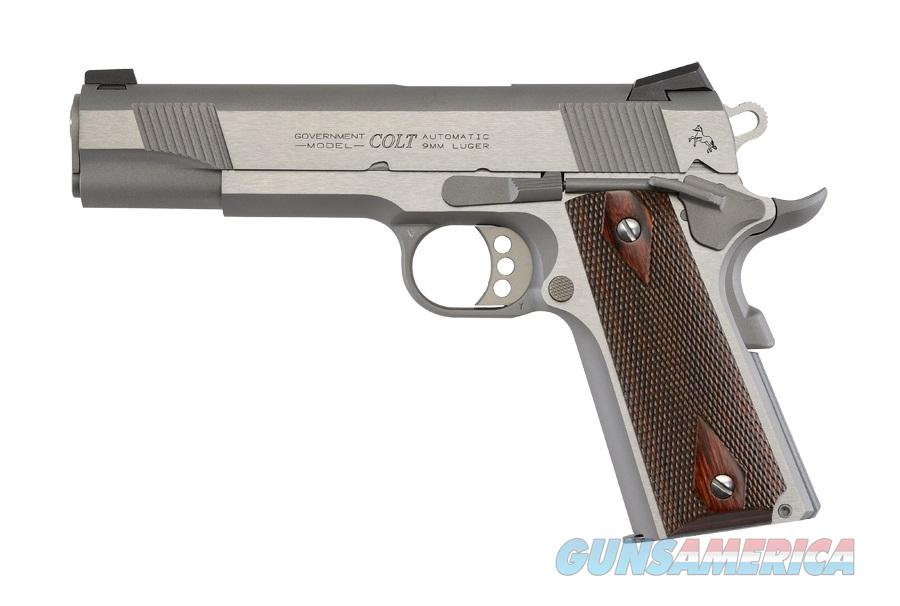 "Colt 1911 9mm XSE Series Stainless 5"" O1092XSE *NEW*  Guns > Pistols > Colt Automatic Pistols (1911 & Var)"