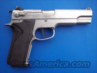 Smith & Wesson 4506 NIGHT SIGHTS .45 acp Stainless  Guns > Pistols > Smith & Wesson Pistols - Autos > Steel Frame
