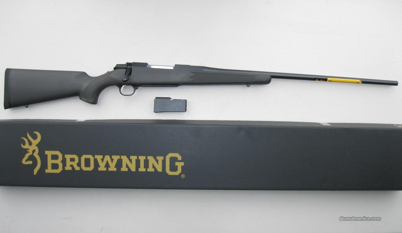 Browning A Bolt II Stalker 7mm Remington Mag *NEW*  Guns > Rifles > Browning Rifles > Bolt Action > Hunting > Blue