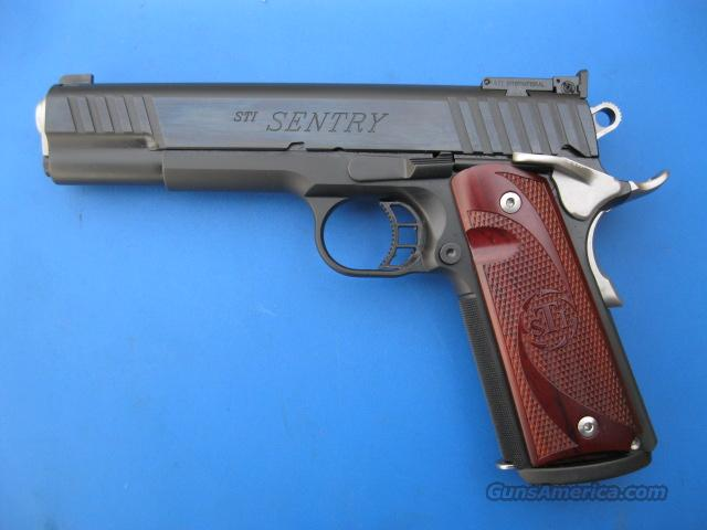 STI Sentry 9mm Custom 1911 *NEW* Free Shipping  Guns > Pistols > STI Pistols