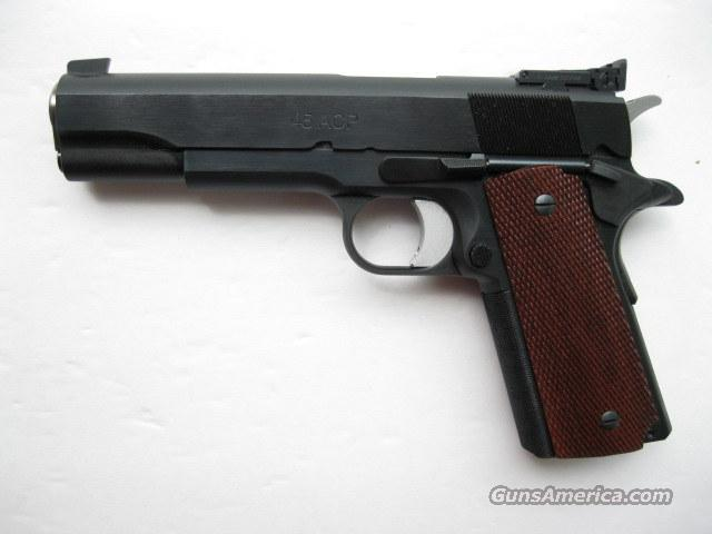 Les Baer Custom 1911 Hardball National Match .45 acp Blue CMP LBP9109 *NEW*  Guns > Pistols > Les Baer Pistols