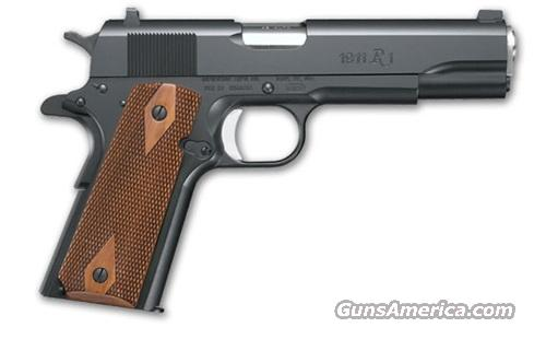 Remington R1 Classic 1911 .45 acp *NEW*  Guns > Pistols > Remington Pistols - Modern