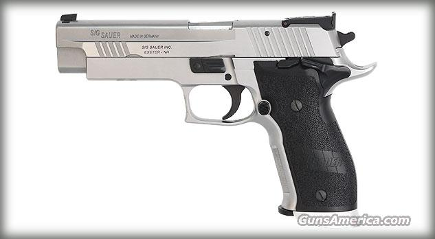 "Sig Sauer P226 X5 COMP .40 S&W Staniless 5"" *NEW*  Guns > Pistols > Sig - Sauer/Sigarms Pistols > P226"