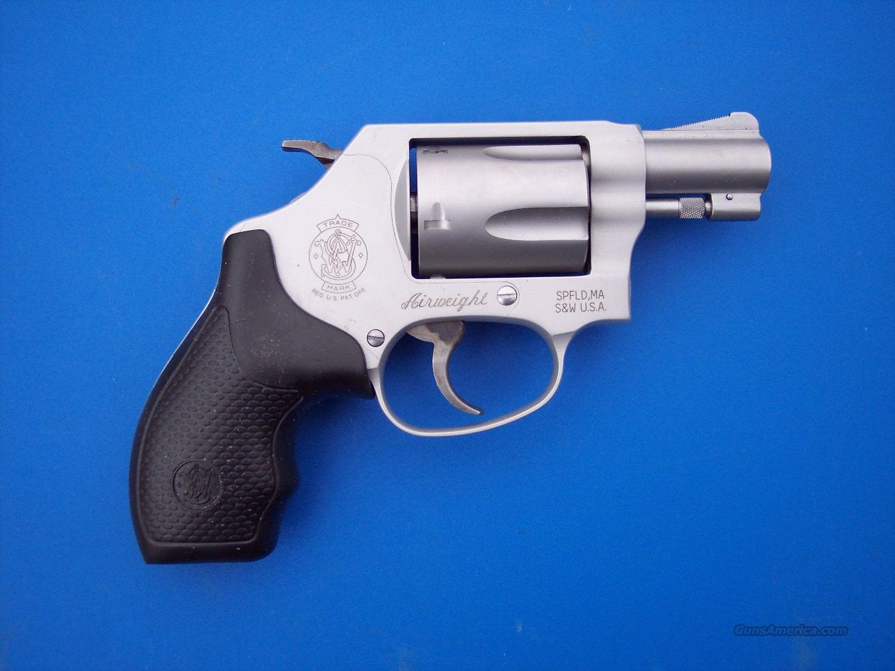 Smith & Wesson 637 Airweight 38+P *NEW  Guns > Pistols > Smith & Wesson Revolvers > Pocket Pistols