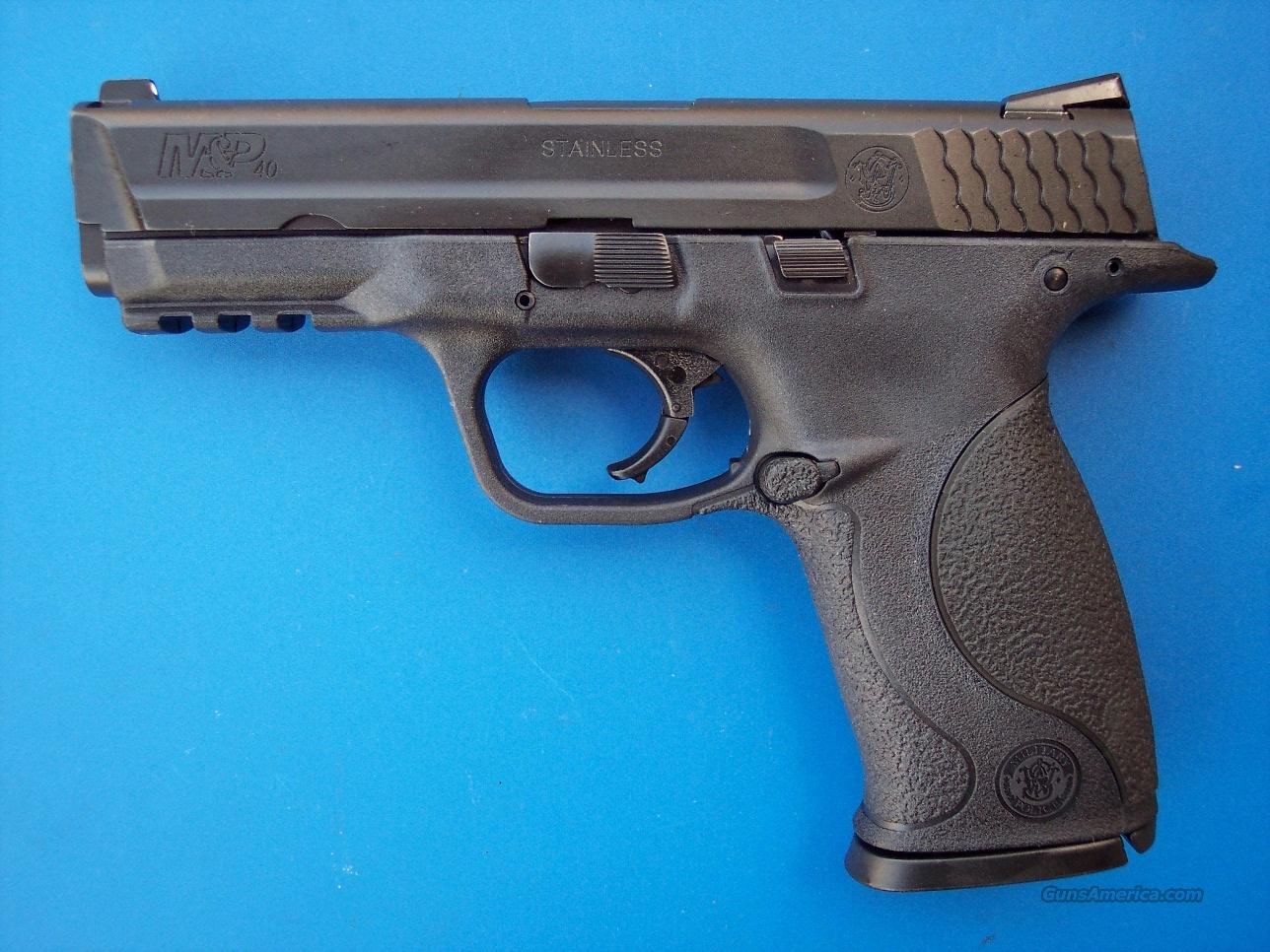 Smith & Wesson M&P .40 S&W Hi-Cap mags NEW  Guns > Pistols > Smith & Wesson Pistols - Autos > Polymer Frame