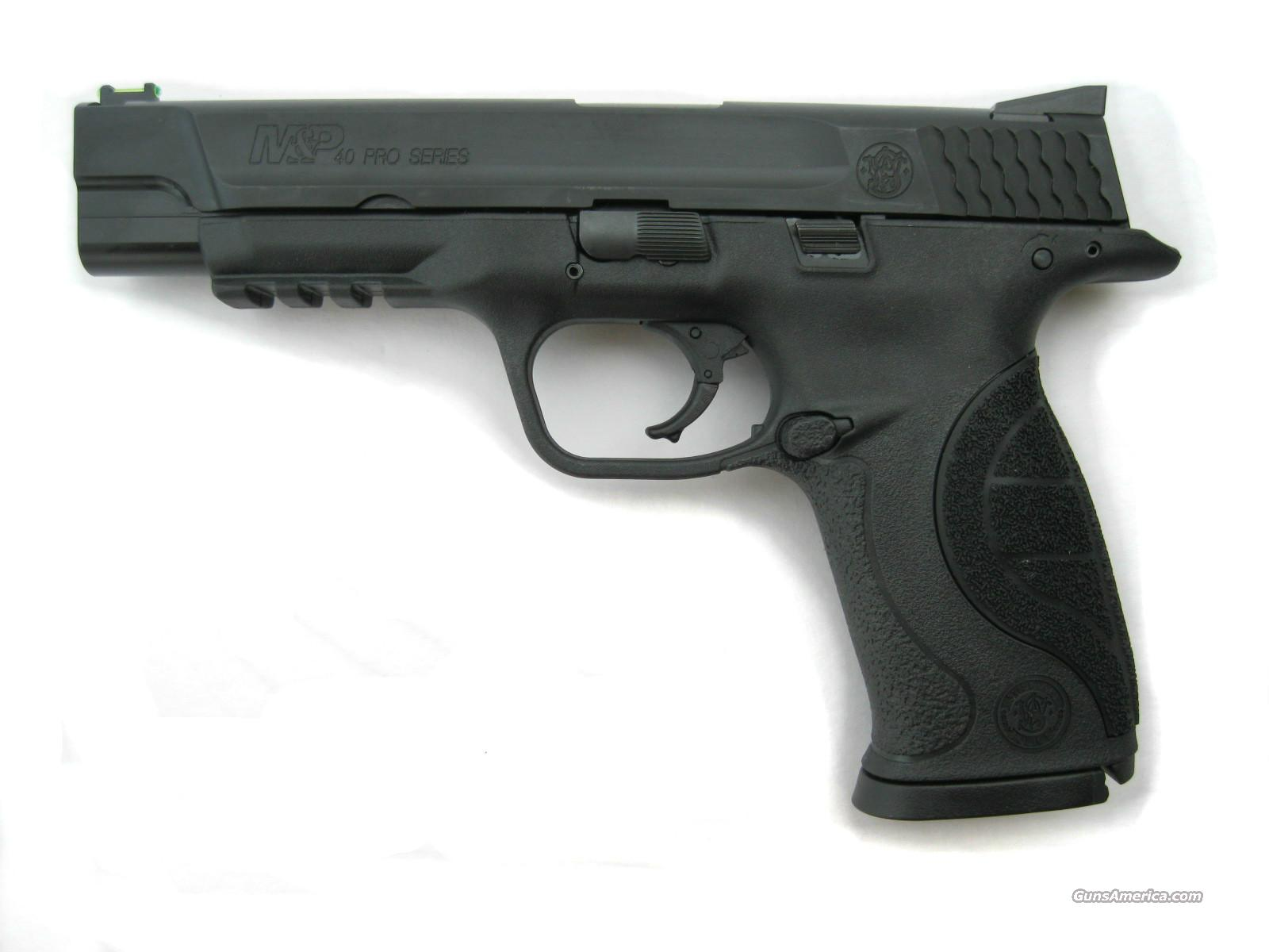 "Smith & Wesson M&P Pro 5"" 40 S&W *NEW*    Guns > Pistols > Smith & Wesson Pistols - Autos > Polymer Frame"
