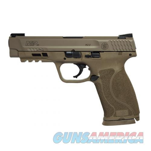 Smith & Wesson M&P M2.0 .40 acp FDE TruGlow TFX NS 11769 *NEW*  Guns > Pistols > Smith & Wesson Pistols - Autos > Polymer Frame