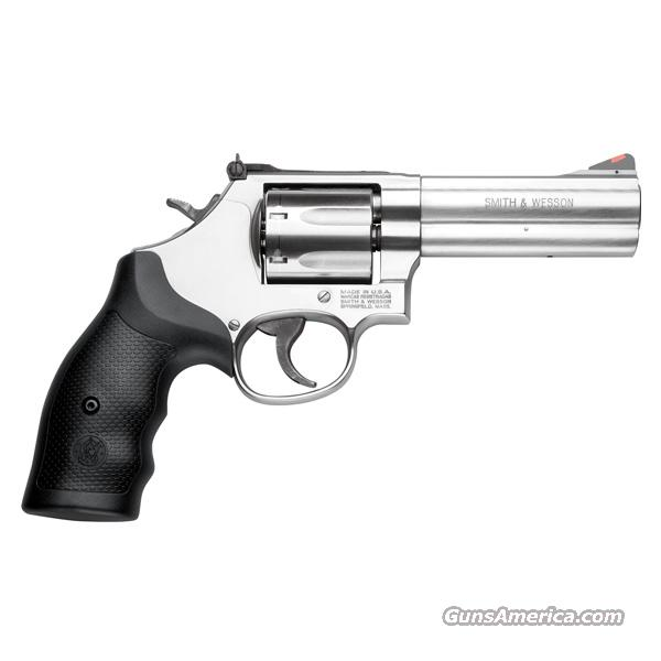 "Smith & Wesson 686 Plus 357 Mag 4"" *NEW*  Guns > Pistols > Smith & Wesson Revolvers > Full Frame Revolver"
