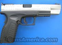 Springfield XDM Competition 5.25 9mm Bitone *NEW*  Guns > Pistols > Springfield Armory Pistols > XD (eXtreme Duty)