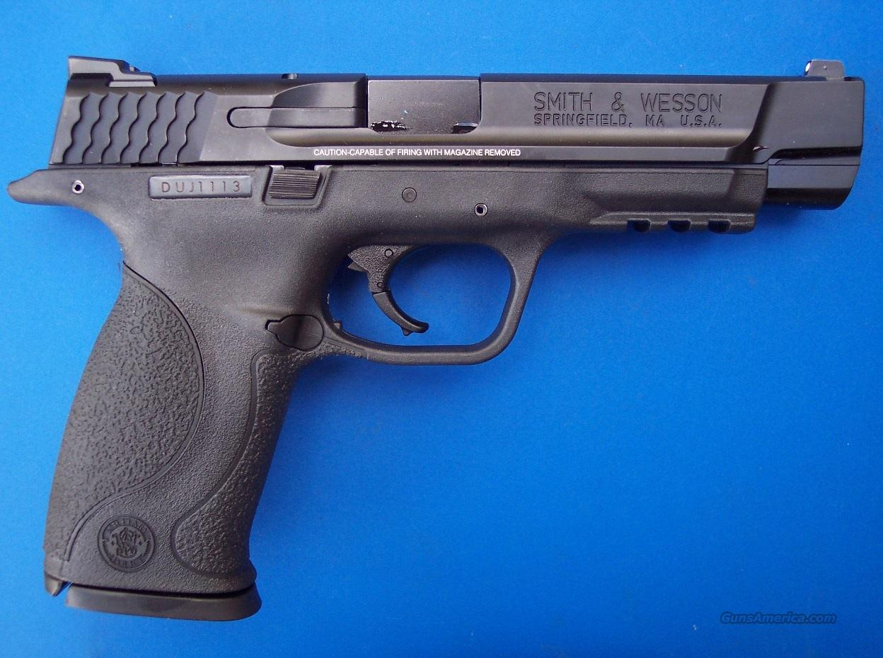 "Smith & Wesson M&P 9L 9mm 5"" Long Slide *NEW*  Guns > Pistols > Smith & Wesson Pistols - Autos > Polymer Frame"