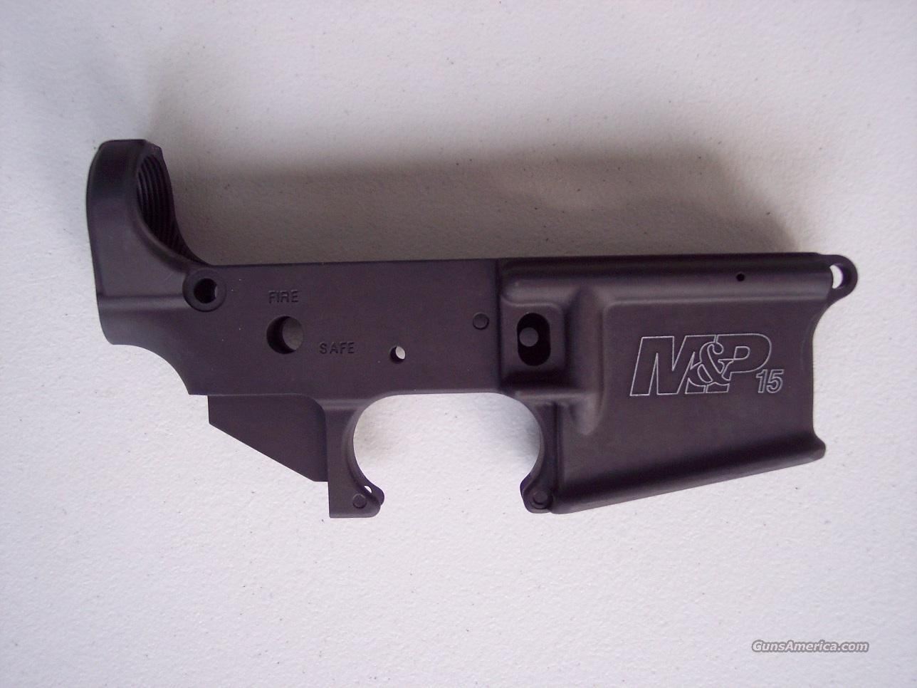 Smith & Wesson M&P AR-15 Stipped Lower NEW  Guns > Rifles > Smith & Wesson Rifles > M&P