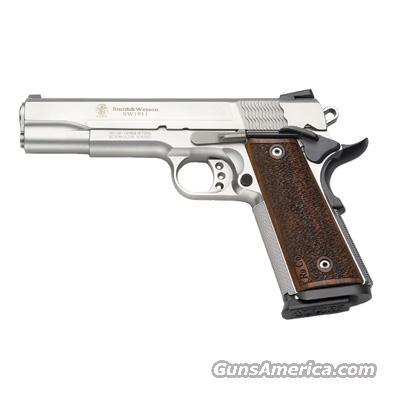 Smith & Wesson 1911 9mm Pro Series *NEW*  Guns > Pistols > Smith & Wesson Pistols - Autos > Steel Frame