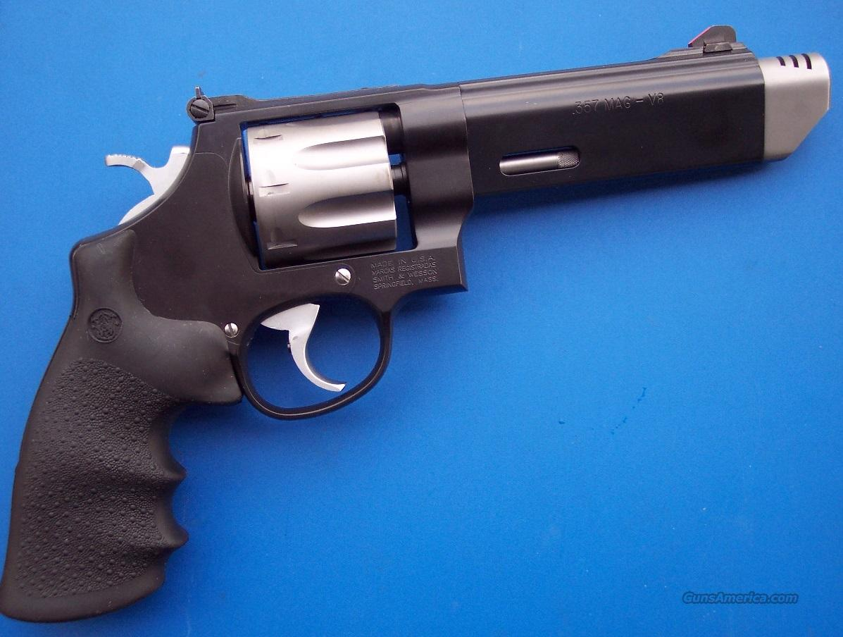 Smith & Wesson 627 V-Comp Performance Center 8 shot *NEW* 170296  Guns > Pistols > Smith & Wesson Revolvers > Performance Center