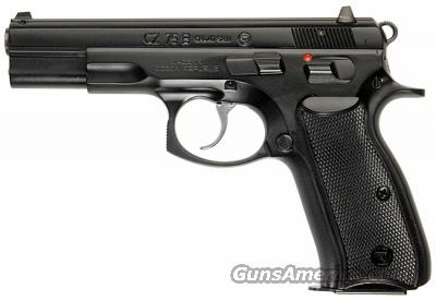 CZ-USA 75 B SA 9mm 16 rd *NEW  Guns > Pistols > CZ Pistols