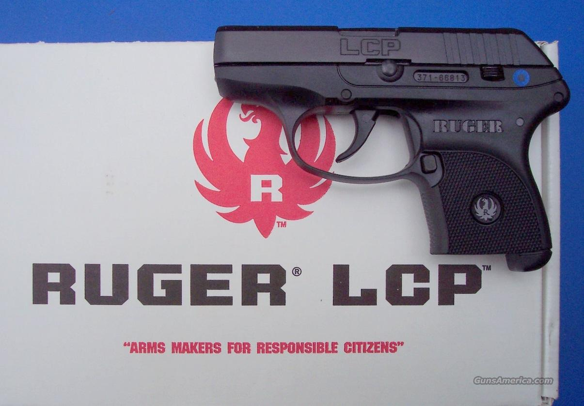 Ruger LCP .380 Auto Brand NEW Post Recall   Guns > Pistols > Ruger Semi-Auto Pistols > LCP