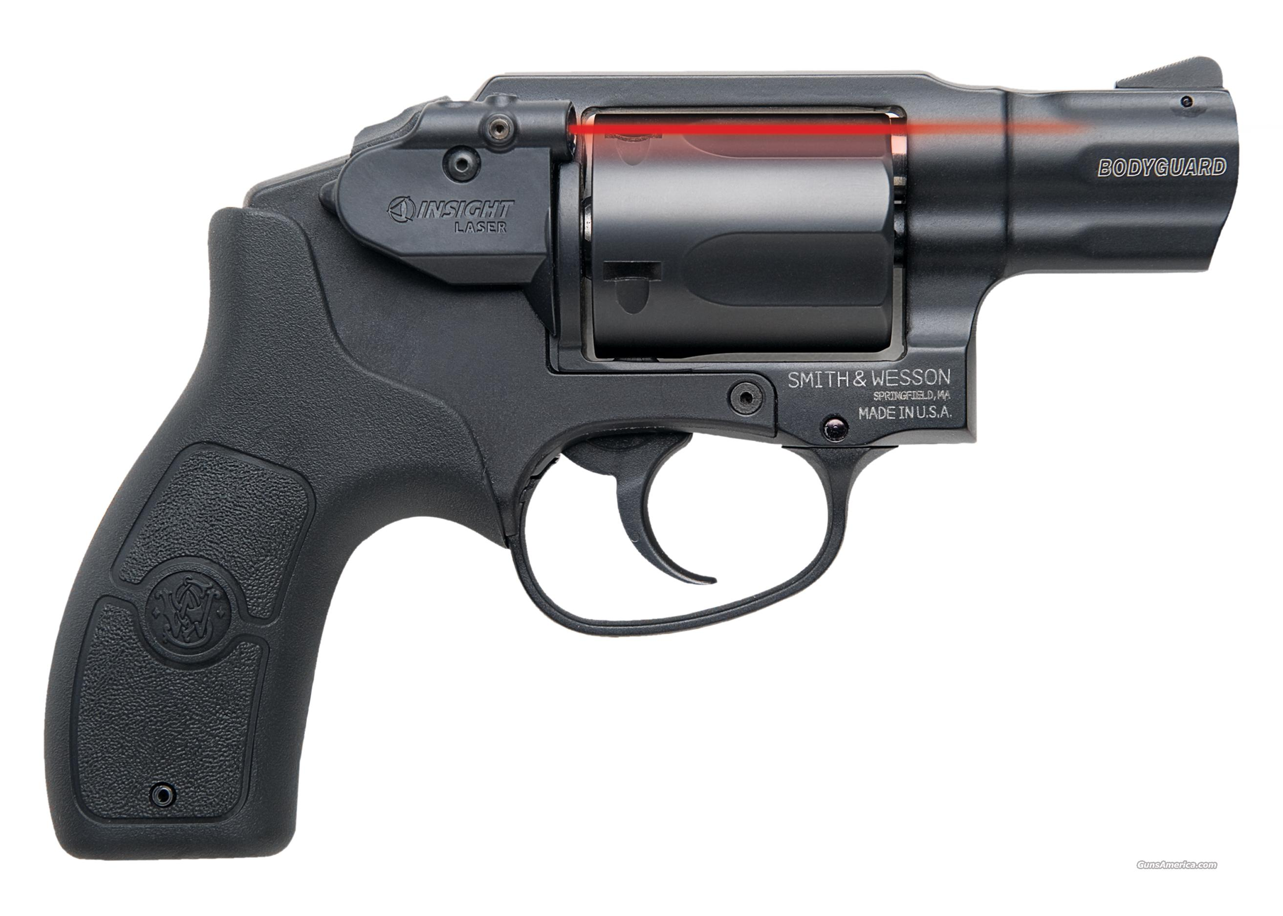 Smith & Wesson 38 Bodyguard w/ Laser *NEW*  Guns > Pistols > Smith & Wesson Revolvers > Pocket Pistols