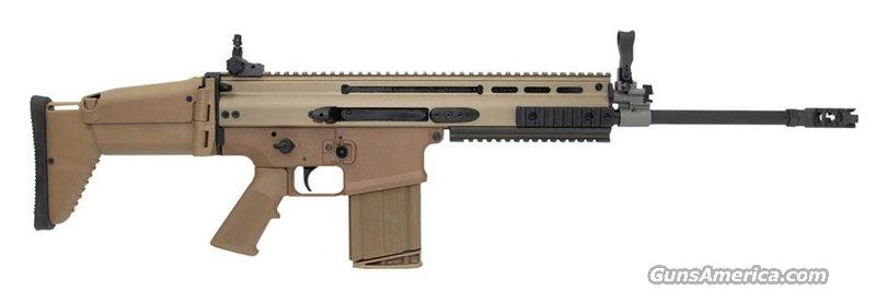 FNH SCAR 17S FDE 7.62 Nato .308 Win 98541 *NEW*  Guns > Rifles > FNH - Fabrique Nationale (FN) Rifles > Semi-auto > Other