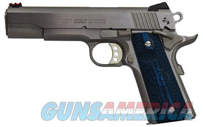 Colt Competition 1911 9mm Stainless 5 in. Government O1082CCS *NIB*  Guns > Pistols > Colt Automatic Pistols (1911 & Var)