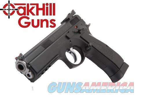 CZ 75 SP-01 Custom ACCU Shadow 9mm 3-18 Rd Mags FO SRTS *NIB*   Guns > Pistols > CZ Pistols