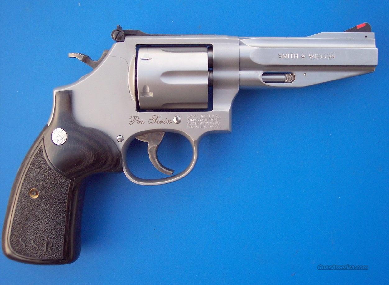 Smith & Wesson 686 SSR Pro Series 357 Mag *NEW*  Guns > Pistols > Smith & Wesson Revolvers > Performance Center
