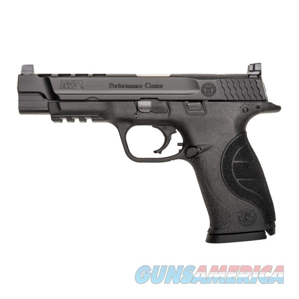 Smith & Wesson M&P Performance Center 9L Ported CORE Optic Ready 9mm 10098 *NEW*  Guns > Pistols > Smith & Wesson Pistols - Autos > Polymer Frame