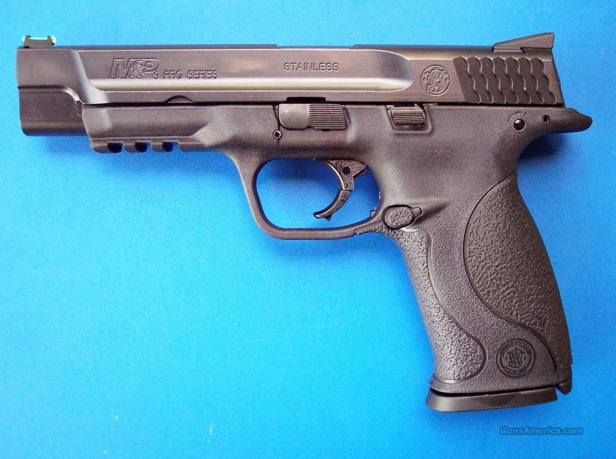 Smith & Wesson M&P Pro 9mm *NEW*    Guns > Pistols > Smith & Wesson Pistols - Autos > Polymer Frame