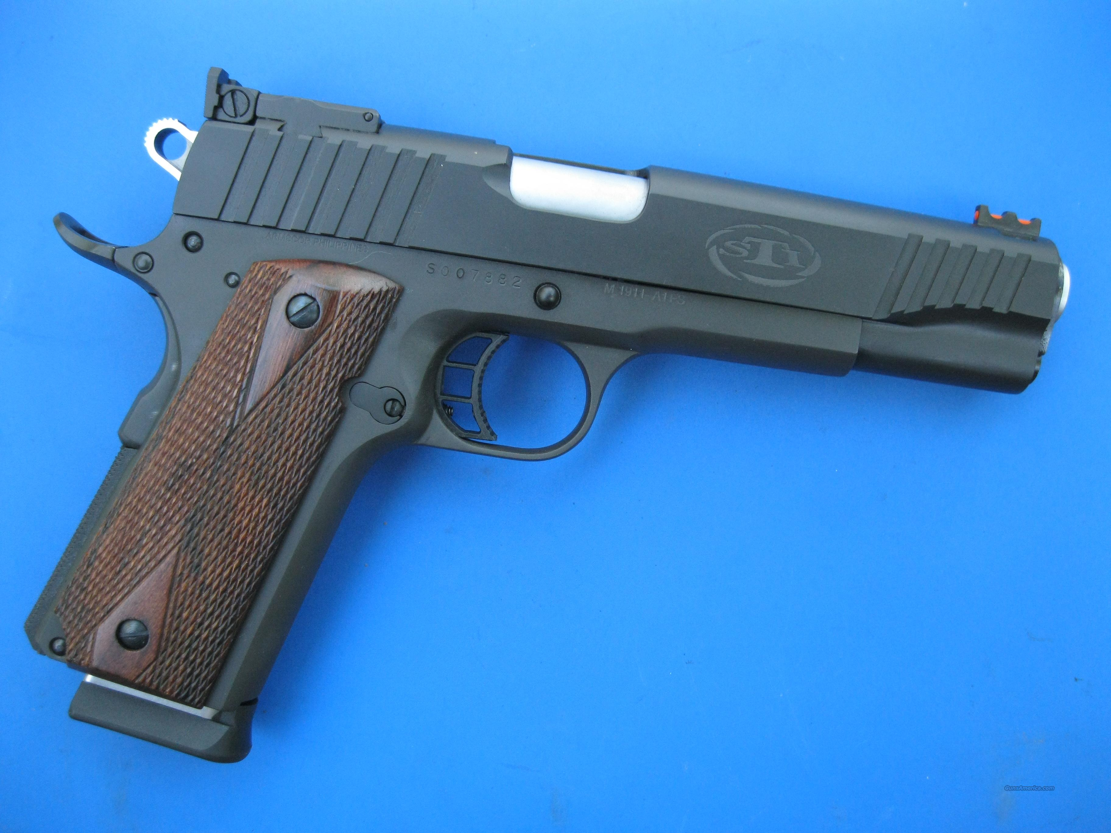 STI Spartan 45 acp 1911 *NEW* No fee CC *FREE SHIP  Guns > Pistols > STI Pistols
