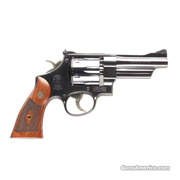 "Smith & Wesson 27 Classic 4"" *NEW*  Guns > Pistols > Smith & Wesson Revolvers > Full Frame Revolver"