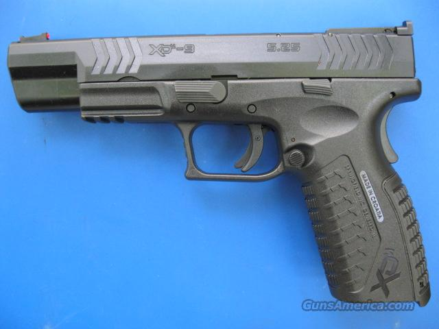 Springfield XDM 5.25 Competition Series 9mm *NEW*  Guns > Pistols > Springfield Armory Pistols > XD (eXtreme Duty)