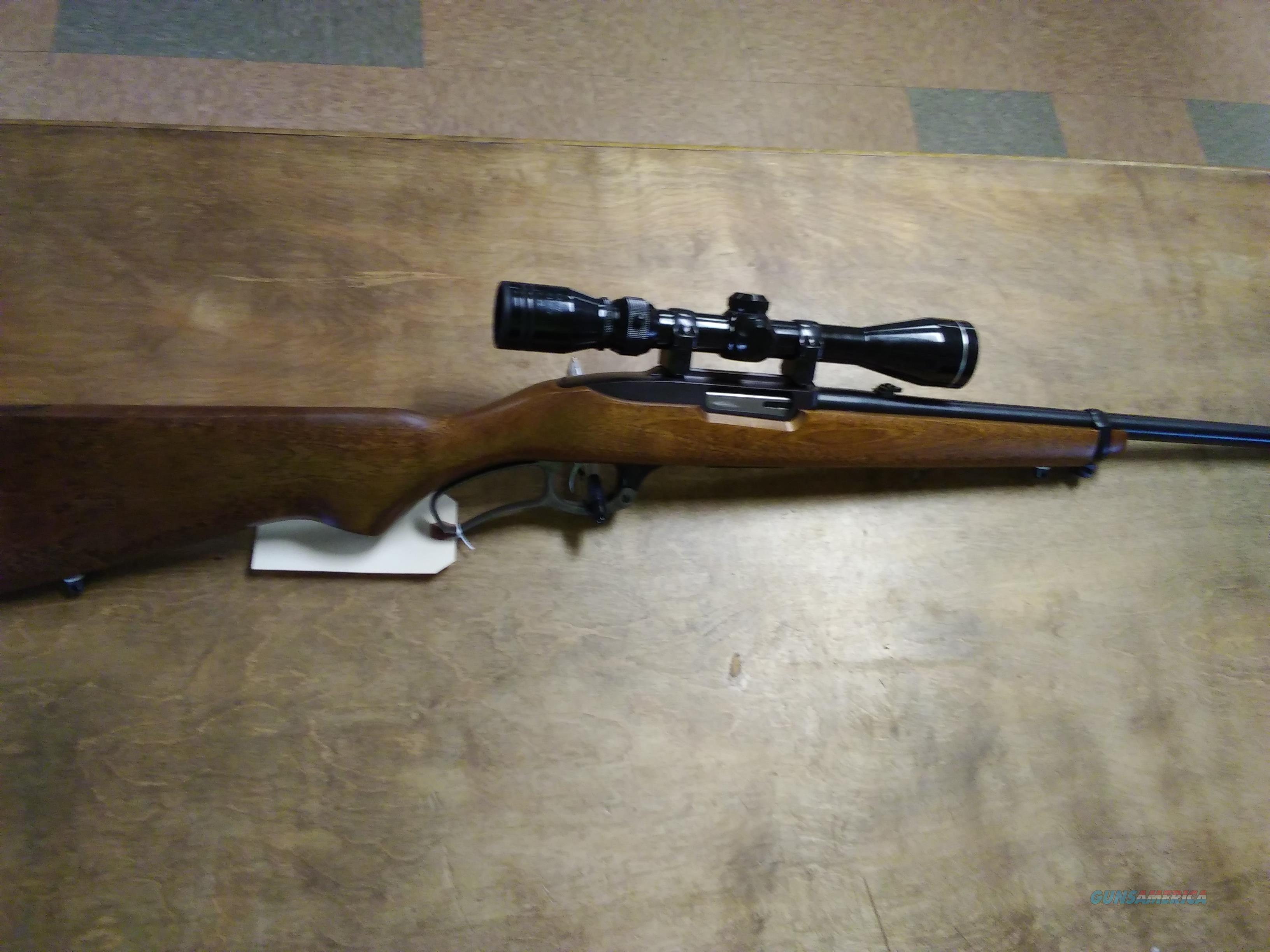 Ruger model 96 lever action 44 mag  Guns > Rifles > Ruger Rifles > Lever Action